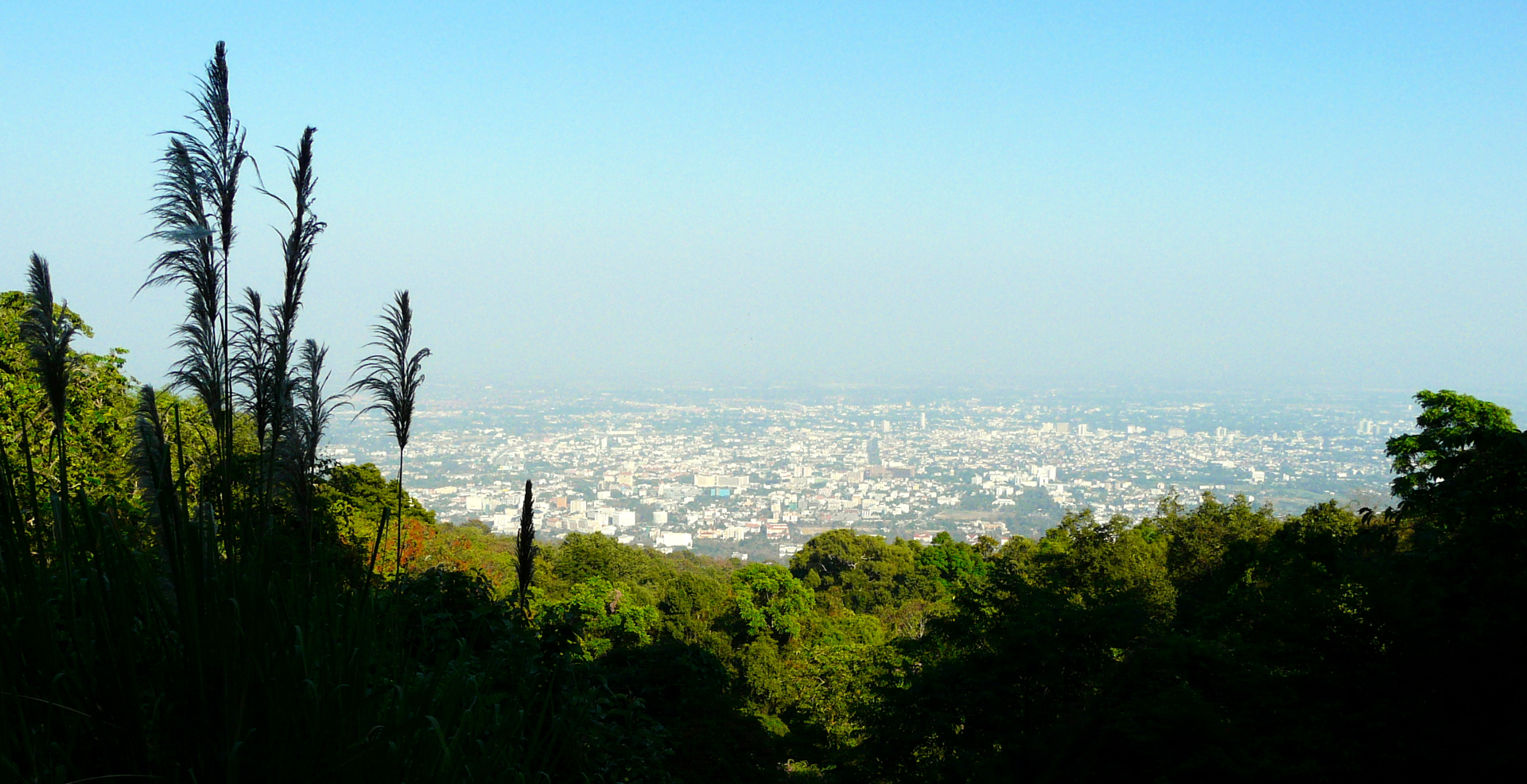 overview of chiang mai thailand