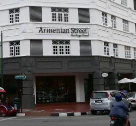 armenian street heritage hotel georgetown penang