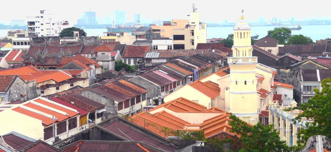 view armenian street heritage hotel rooftop terrace