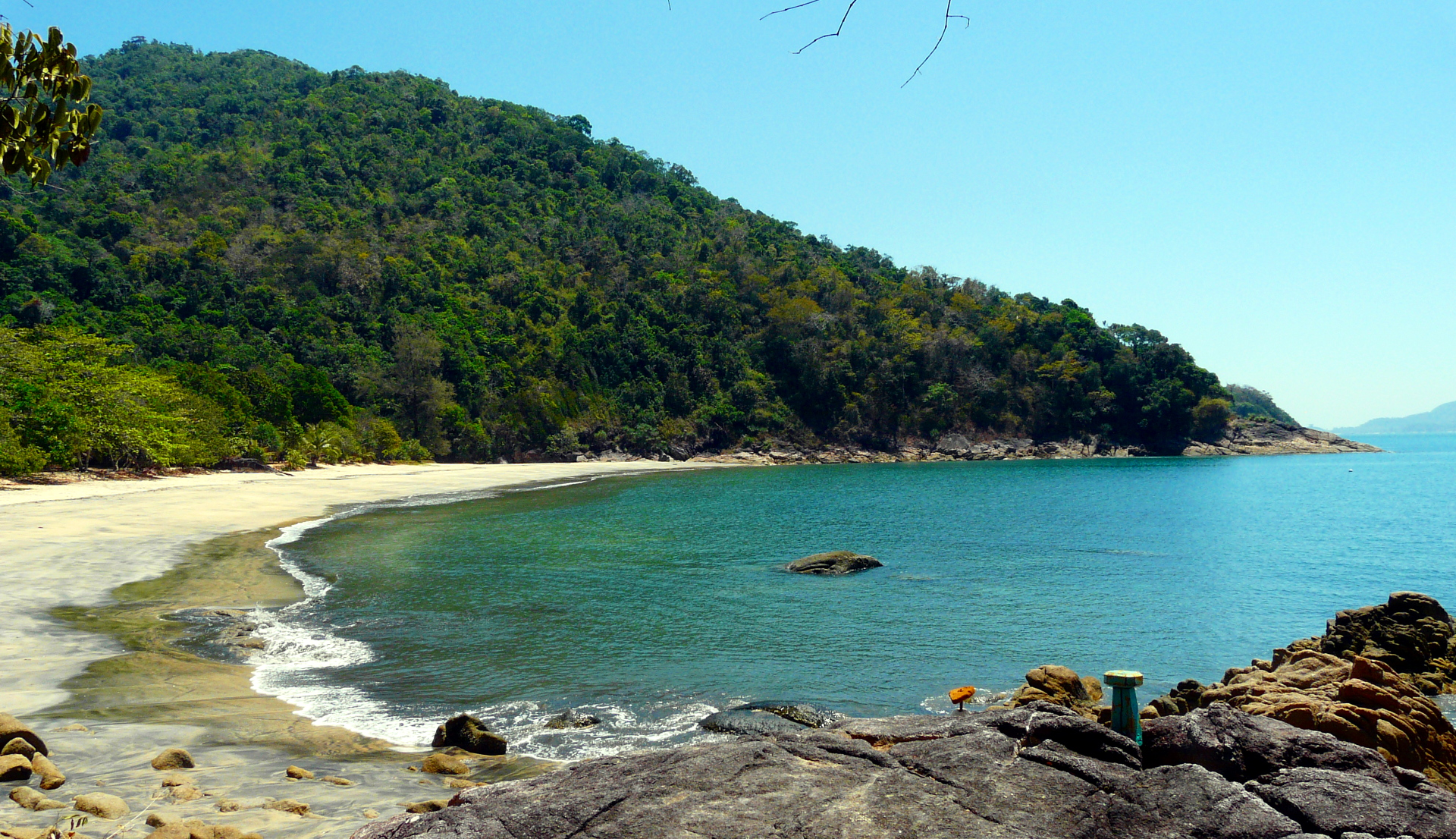My retreat at Koh Chang Noi island (Ranong province ...