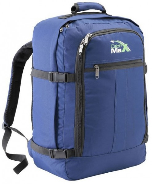2a6744afa0 Travel gear review  Cabin Max Metz backpack (carry-on hand luggage)