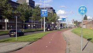 Dutch infrastructure