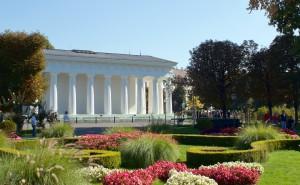 public garden vianna
