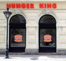 Hunger King Budapest