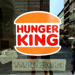 Hunger King logo