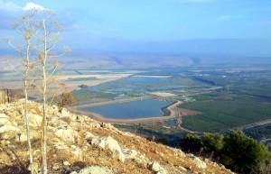 Israel Golan Height