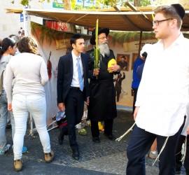 Jewish Sukot festival