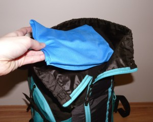 Toploader backpack Quechua