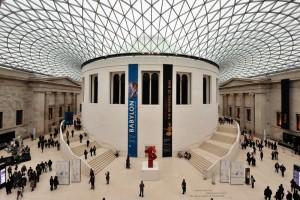 british museum traveller
