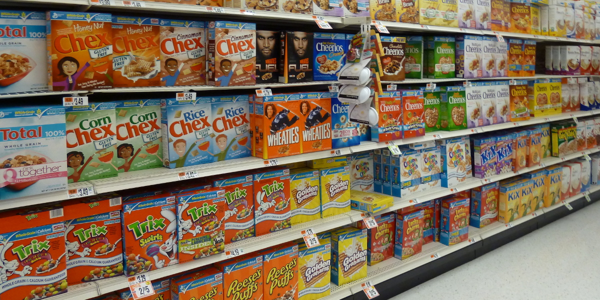 too much choice cereal