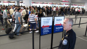 US border control immigrations