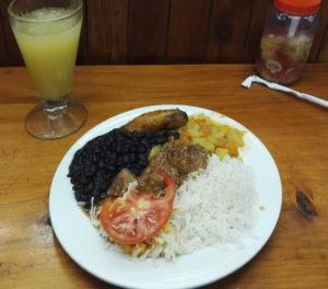 Cheap eats Costa Rica soda