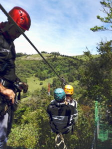 Costa Rica cheapest ziplining canopy tour