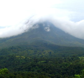 Arenal Volcano Budget Trip