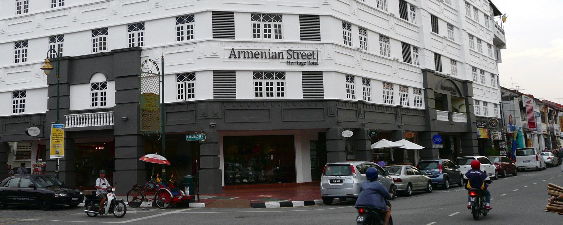 A Coffee Shop Encounter In Georgetown Penang